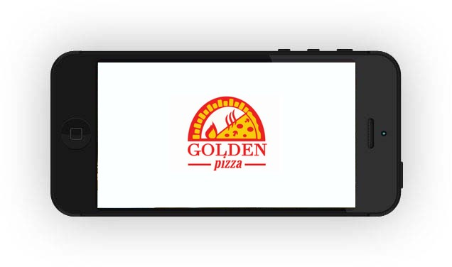 Golde Pizza Pegasus Ventures website design