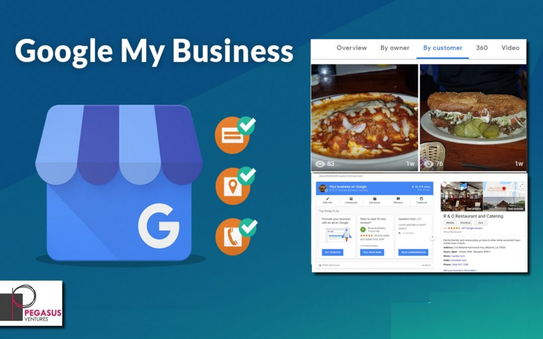 Google My Business- Customer Pictures