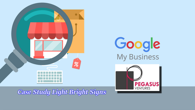 Light Bright- Case Study Google My Business