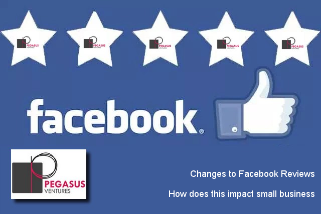 Change in Facebook Reviews