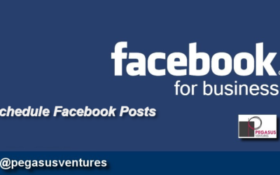 Schedule Facebook Business Page posts- 2020 update