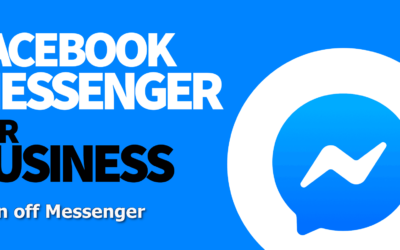 Small business owners you can turn off Facebook Messenger